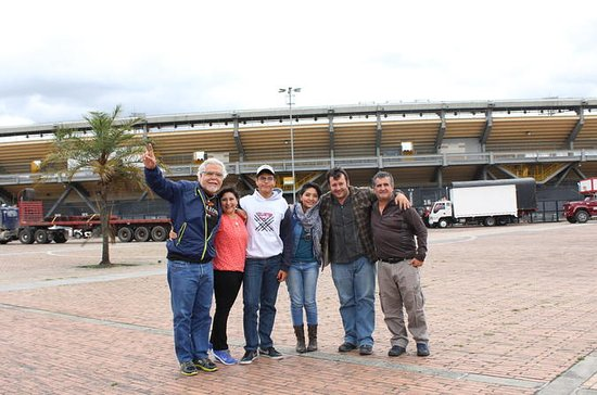 Bogota Half-Day Guided City Tour with...