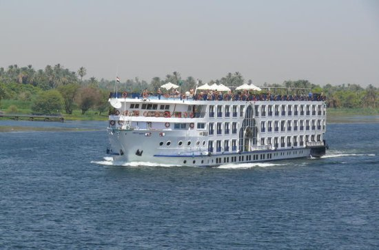 4-Night Nile Cruise from Luxor to...