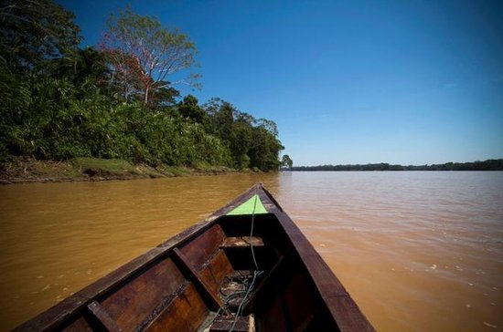 Excursion de 3 jours en Amazonie au...