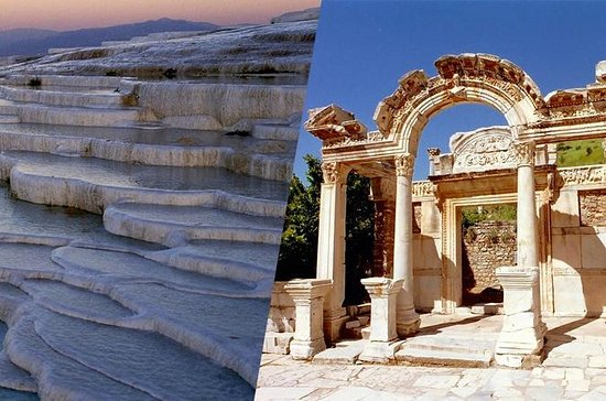 2-Day Ephesus and Pamukkale Tour From...