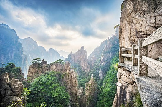 Huangshan Mountain 3-Day Experience...