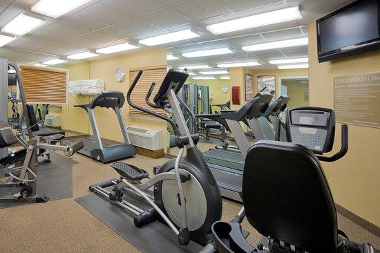 Alabaster, AL: Fitness Center