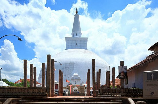 Private Day Tour: Anuradhapura and...