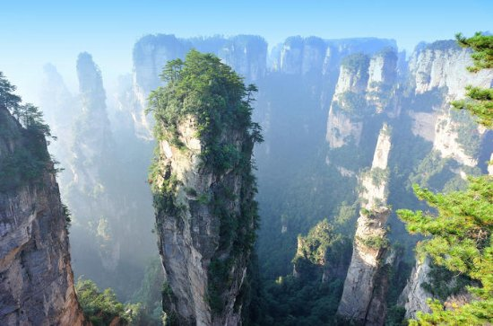 Zhangjiajie Private 4-Day Tour...