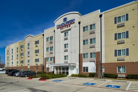 Your home away from home welcome to the Candlewood Suites Katy TX!