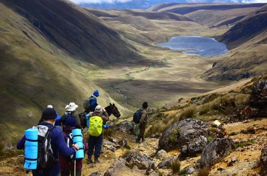 6-Day Ecuador Andes Hiking Tour from...