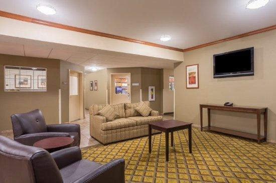 Nogales, AZ: Hotel Lobby
