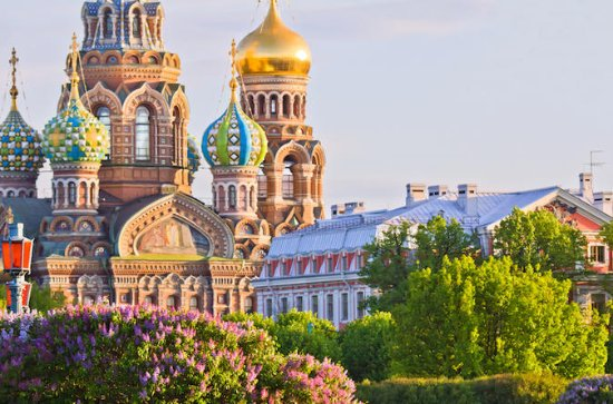 St. Petersburg 3-Day All-Inclusive...