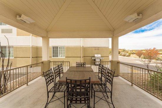 Nogales, Arizona: Guest Patio