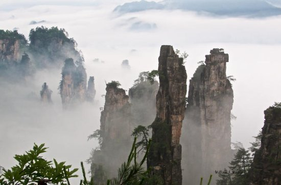 Zhangjiajie Private 4-Day Tour: Enshi...