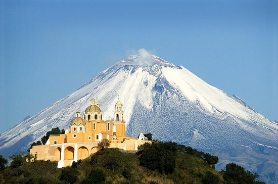 8-Day Central Mexico Explorer from...