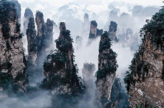 Zhangjiajie Private 5-Day Tour...