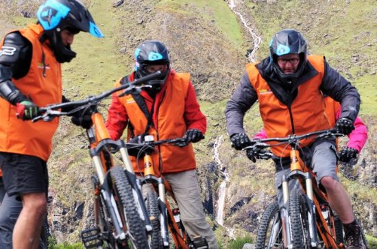 4-Day Machu Picchu with Biking...