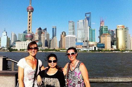 Private Full-Day Tour: Shanghai Old...