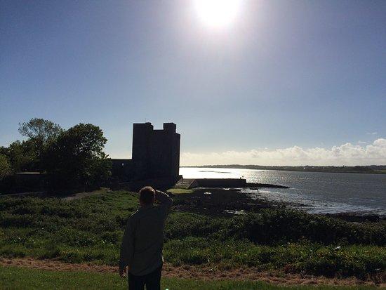 At Oranmore Castle