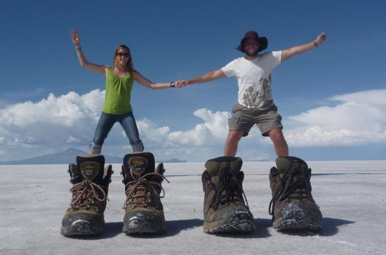 3-Day Uyuni Salt Flats and Desert...