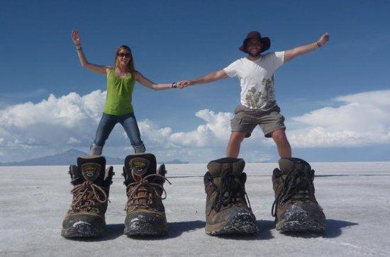3-dages Salar de Uyuni og Bolivian...