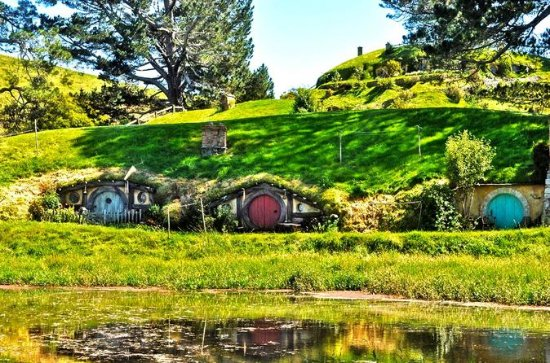 North Island Four-Day Highlights Tour...