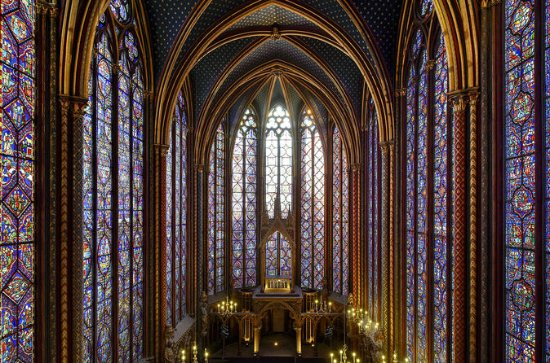 Evite as filas: Sainte Chapelle no Palais de la Cité