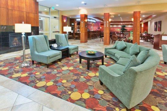 Yakima, Вашингтон: Hotel Lobby