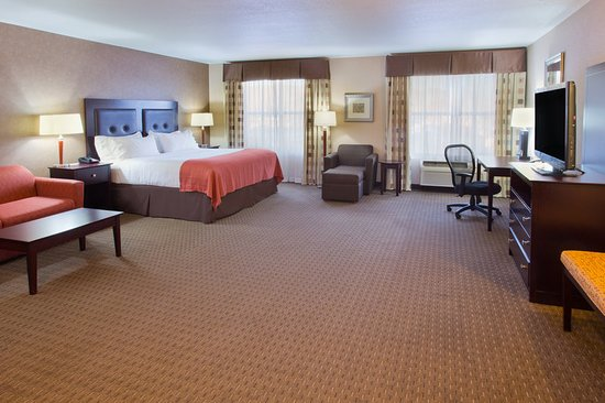 Yakima, WA: King Feature Guest Room with jetted tub