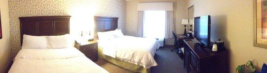 Tunkhannock, PA: Pano of the room