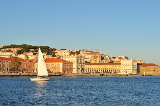 The Best Sunset Lisbon Sailing...