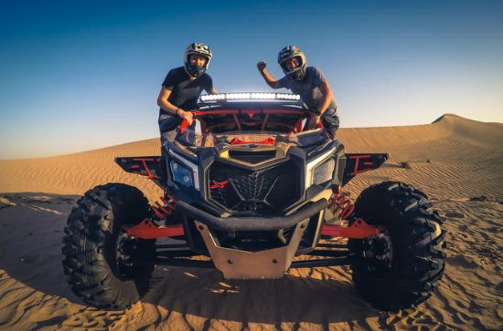Dubai Desert Dune Buggies...
