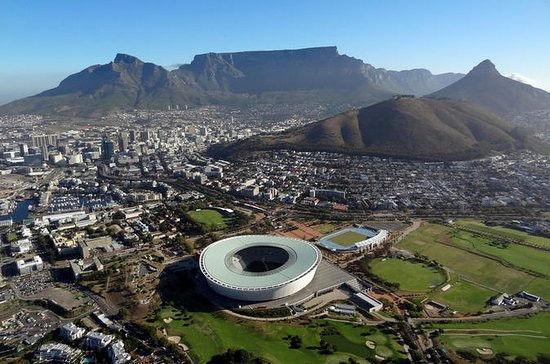 Full-day Cape Town Tour with Cape...