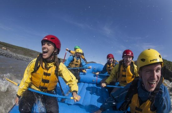 Gulfoss Canyon Rafting Trip e