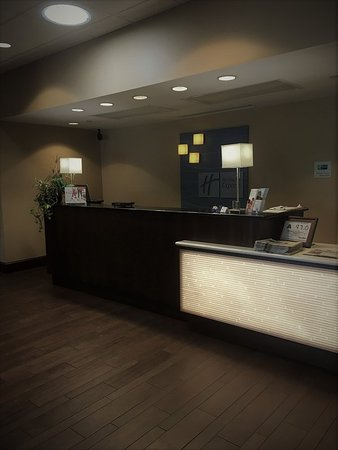West Jefferson, Carolina del Norte: Front Desk