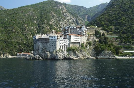 Athos Peninsula Day Cruise from...