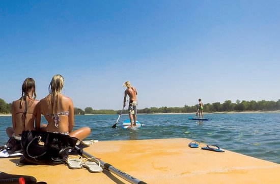 Tour de Zagreb Urban Stand Up Paddling