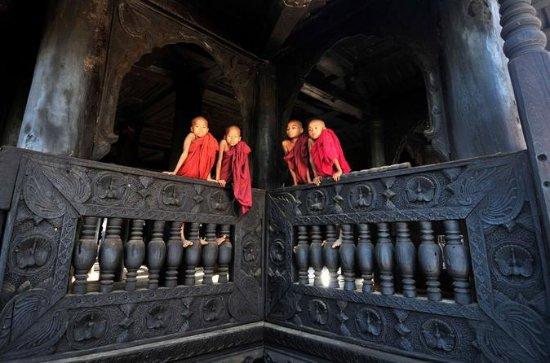 Visite guidée de Mandalay le matin...