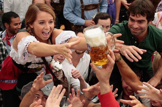 Tour privado de cerveza y comida...