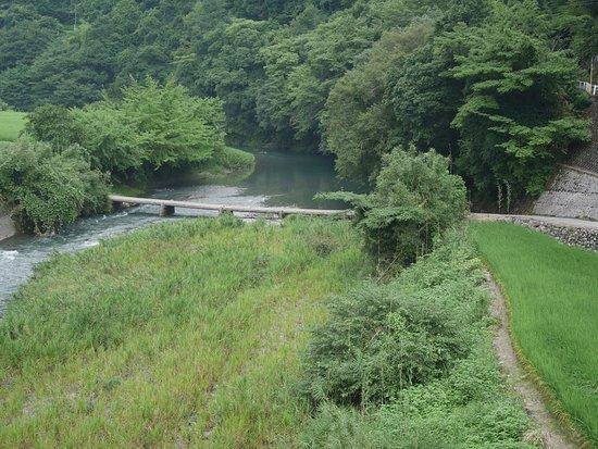 Kawazuno Submersible Bridge
