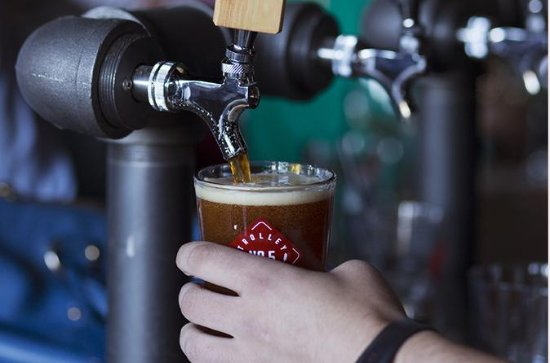 Half-Day Craft Beer Tour from Calgary