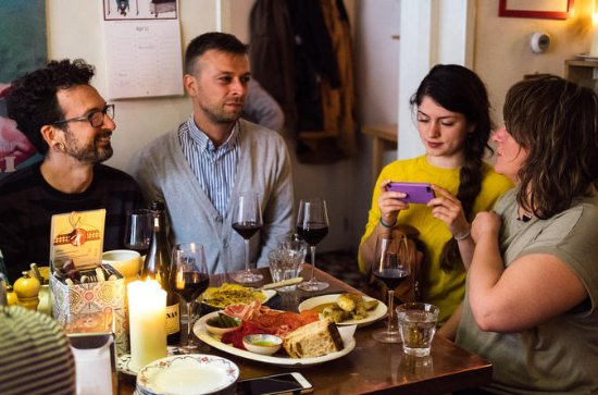 Private Culinary Walking Tour in...