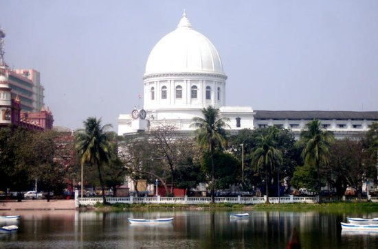 The Second City of Empire: A Kolkata ...