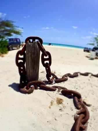 Malmok Beach, Aruba: The beach