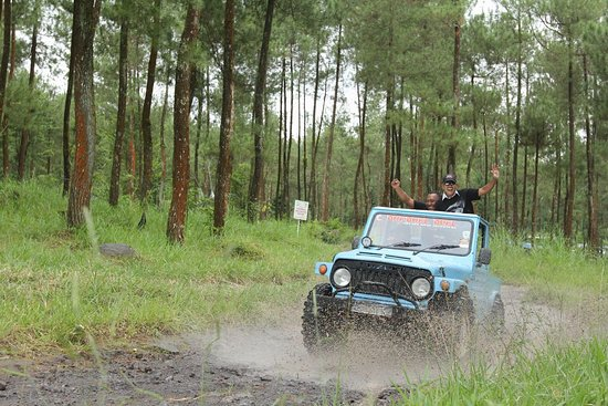 Bantul, Indonesia: Offroad Jeep Tour