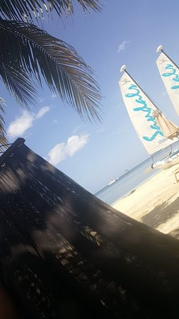 Sandals Negril Beach Resort & Spa: Snapchat-625343970_large.jpg