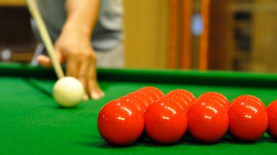 Huizhou, Chine : Snooker