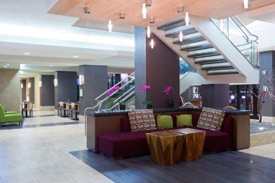 Secaucus, NJ: Hotel Lobby