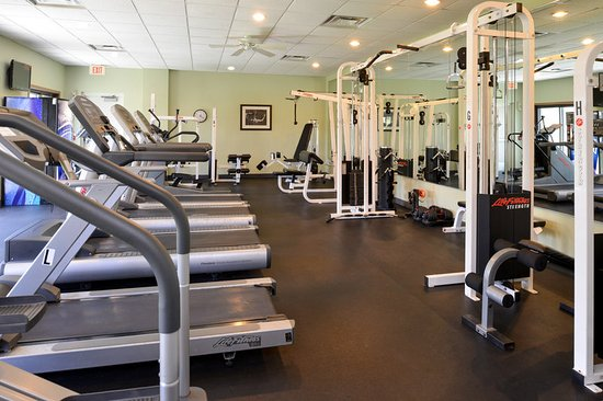 Saint Croix Falls, WI: Fitness Center