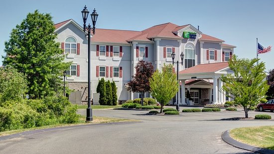 Hadley, MA: Hotel Exterior