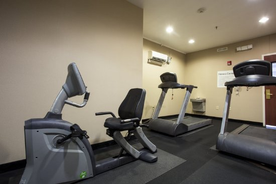 Camden, SC: Fitness Center