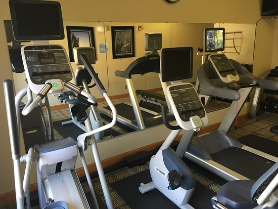 Albemarle, Carolina del Norte: All new top of the line fitness equiptment.