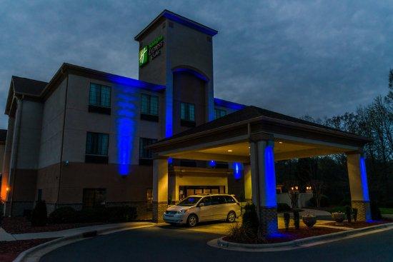 Albemarle, NC: Hotel Exterior