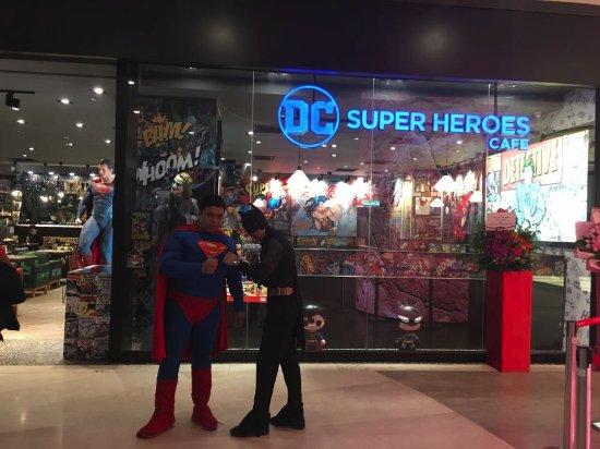 Dc Comic Super Heroes Genting Highlands Restaurant Reviews Photos Phone Number Tripadvisor